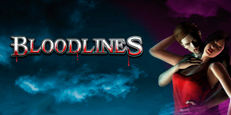 Live a true vampire adventure at Bloodlines slot